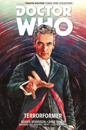 Titan Comics 12th Doctor Vol. 1: Terrorformer