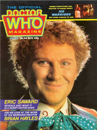 Doctor Who Magazine #94