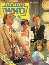 Doctor Who Magazine #74