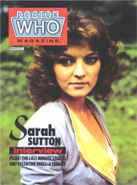 Copy of Doctor Who Magazine #110