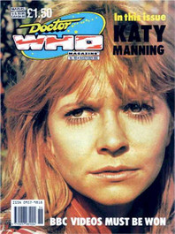 Doctor Who Magazine #165