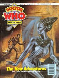 Doctor Who Magazine #175