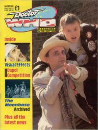 Doctor Who Magazine #138