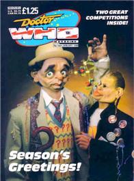 Doctor Who Magazine #144