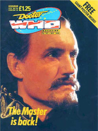 Doctor Who Magazine #148