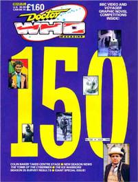 Doctor Who Magazine #150