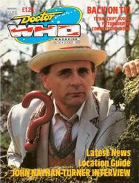 Doctor Who Magazine #153