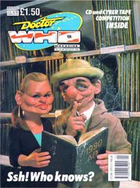 Doctor Who Magazine #157
