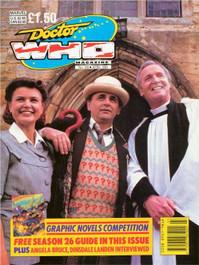 Doctor Who Magazine #159