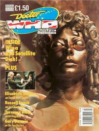 Doctor Who Magazine #163