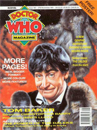 Doctor Who Magazine #180