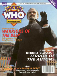 Doctor Who Magazine #199