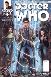10th Doctor Titan Comics: Series 1 #13