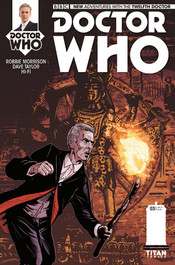 12th Doctor Titan Comics: Series 1 #3
