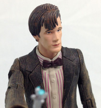Action Figure - 11th DOCTOR (With Sonic Screwdriver) - Unpackaged