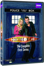 Complete Series 1 DVD Boxed Set - Starring Christopher Eccelston as the Doctor
