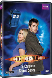 Complete Series 2 DVD Boxed Set - Starring David Tennant as the Doctor