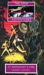 St. Anthony's Fire New Adventures Paperback Book