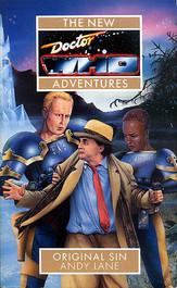 Original Sin New Adventures Paperback Book
