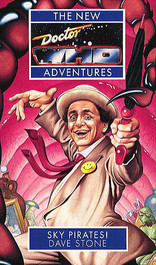 Sky Pirates New Adventures Paperback Book
