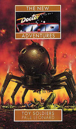 Toy Soldiers New Adventures Paperback Book