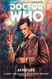 Titan Comics 11th Doctor Vol. 2: After LIfe