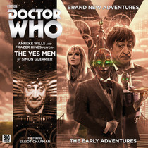 The Early Adventures #2.1 - THE YES MEN - Big Finish Audio CD