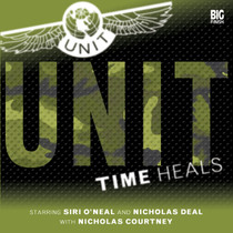 UNIT: Time Heals 1.1 - Big Finish Audio CD