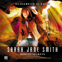 Sarah Jane Smith: Ghost Town 2.1 - Big Finish Audio CD
