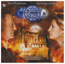 Sapphire & Steel: Dead Man Walking #2.1 - Big Finish Audio CD