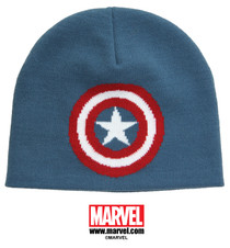 Captain America Knit Beanie