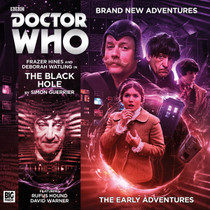 The Early Adventures #2.3 - The Black Hole - Big Finish Audio CD