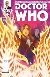 12th Doctor Titan Comics: Series 1 #12