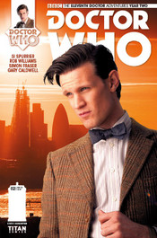 11th Doctor Titan Comics: Series 2 #2