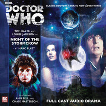 XI Night of the Stormcrow - Subscriber Special Big Finish Audio CD