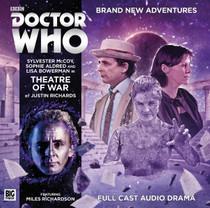 Big Finish Novel Adaptation: Theatre of War Part 1 - #7