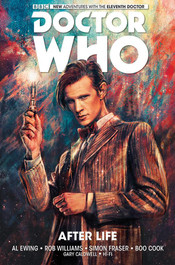 Titan Comics 11th Doctor Vol. 1: After LIfe