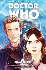 Titan Comics 12th Doctor Vol. 2: Fractures