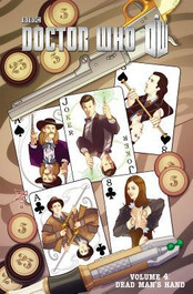 "Series 3, Vol. 4 ""Dead Man's Hand"" IDW"