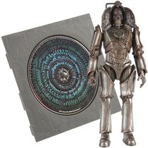 Cyberman Guard (Pandorica Wave) - Series 5 Action Figure - Character Options