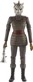 Silurian Warrior Alaya - Series 5 Action Figure - Character Options