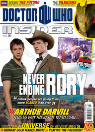 Doctor Who Insider Magazine Issue #3