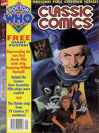 Doctor Who Classic Comics #2