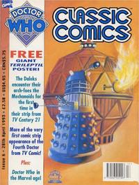 Doctor Who Classic Comics #6