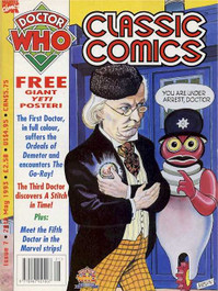 Doctor Who Classic Comics #7