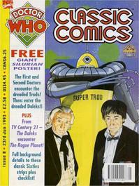 Doctor Who Classic Comics #8