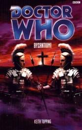 Doctor Who BBC Books: Byzantium! - 1st Doctor
