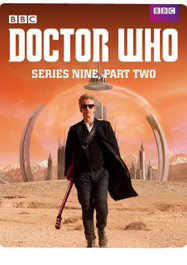 Doctor Who: Series 9 Part 2 DVD  - Starring Peter Capaldi as the Doctor