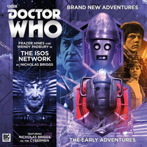 The Early Adventures #2.4 - The Isos Network - Big Finish Audio CD
