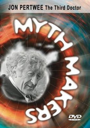 Myth Makers: Jon Pertwee - Reeltime Productions DVD